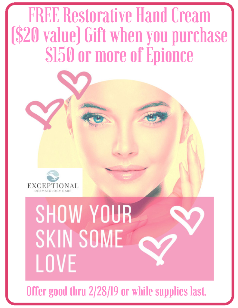 Epionce Beauty Specials
