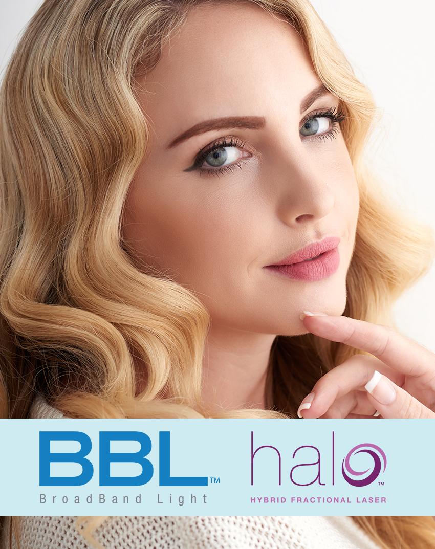 BBL & HALO Laser